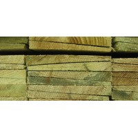Feather Edge 22 x 125mm Green 1.65m