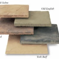 York Buff Riven Yorkstone (Full Pack Price) 225 x 225 x 37mm (52ppp)
