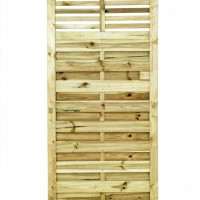 Elite Slatted Top Gate 180 x 90cm