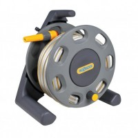 Hozelock 30m Freestanding Hose Reel with 15m Hose