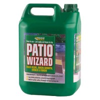 Patio Wizard Concentrate 5 Ltr