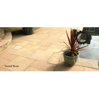 Country Supplies Sunset Riven 4 Size Project Pack 15.22m² (Display No 266)