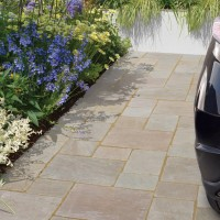 Digby Stone Sunset Blend Grande Cobbles 4 Size Project Pack 10.71m²