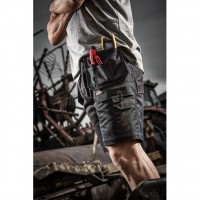 Dickies Redhawk Pro Work Black Shorts