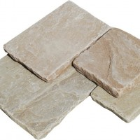 Global Stone York Green Old Rectory Cobbles Project Pack 10.71m²