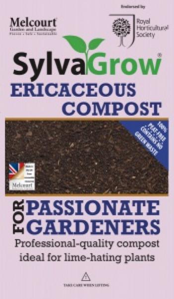 Sylvagrow Ericaceous Compost 50lt